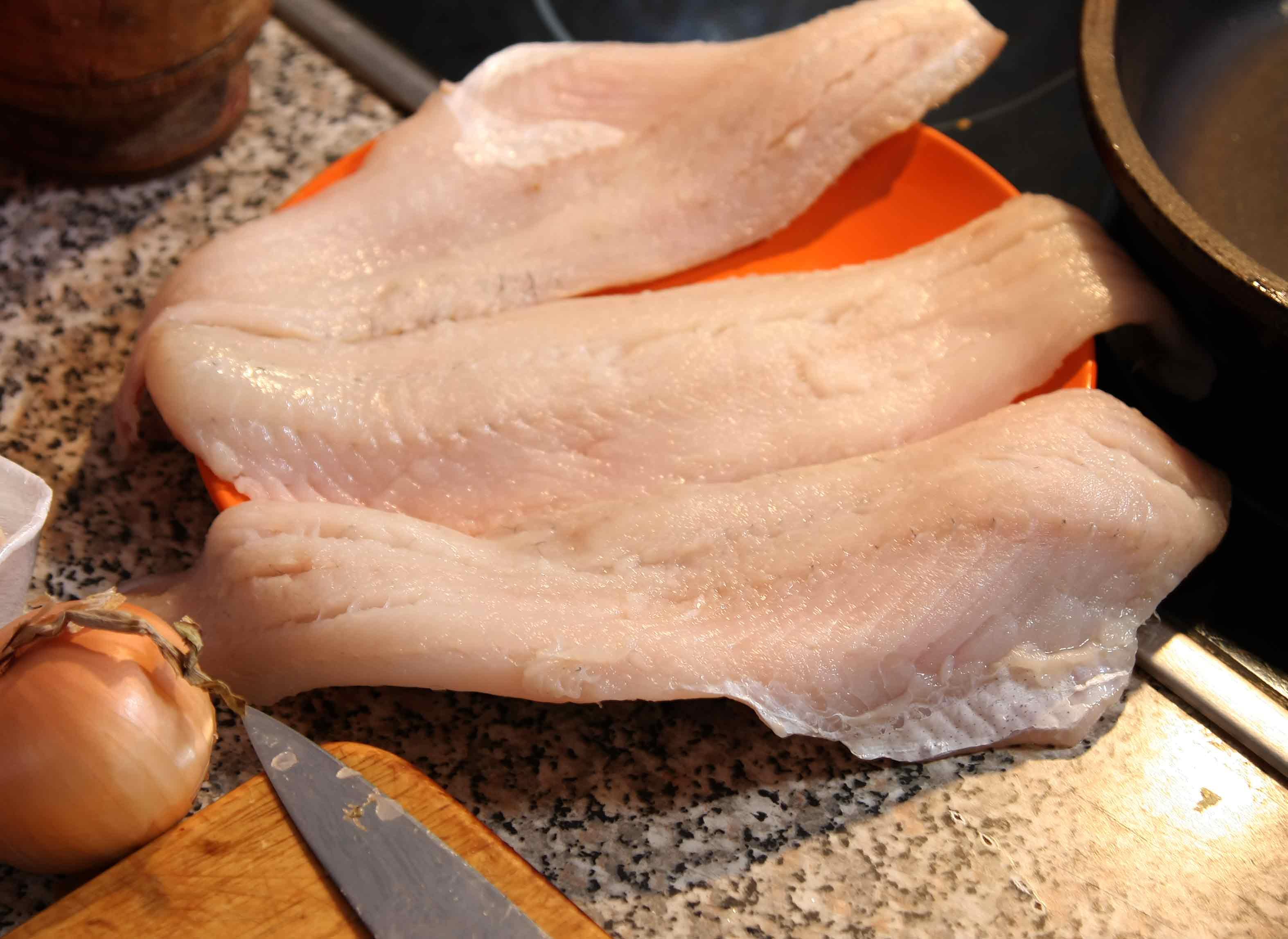 филе рецепт рыбы в духовке диетический рецепт