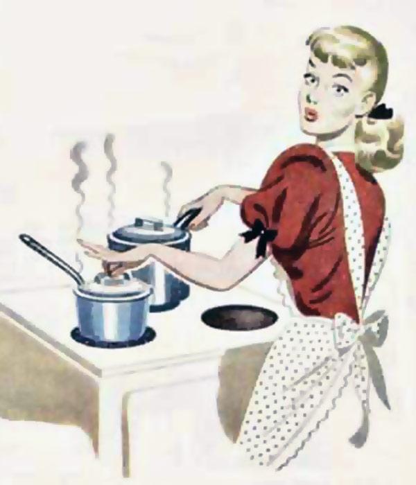 Варим парим. кулинария в фотографиях
