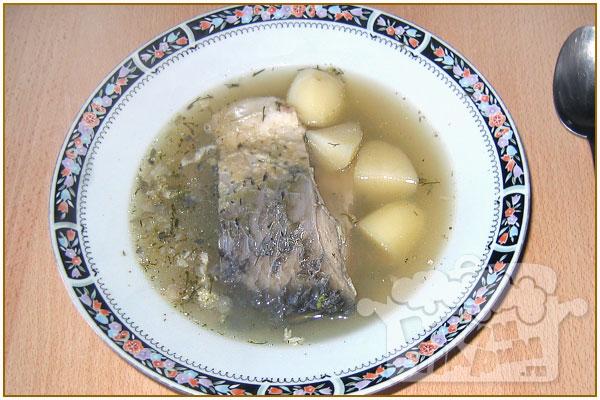 суп уха с крупой рецепт с фото