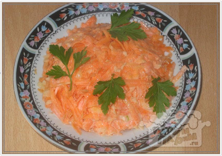 салаты из яиц картофеля и моркови рецепты
