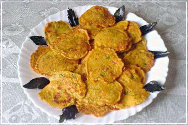 Видео приготовления блюд из овощей